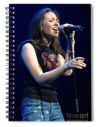 Lisa Pagano Spiral Notebook