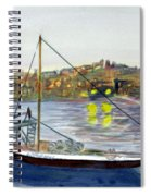 Lisbon Portugal Spiral Notebook