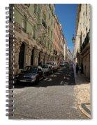 Lisbon Street Spiral Notebook