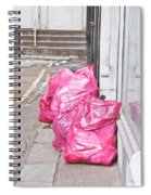 Litter Bags Spiral Notebook