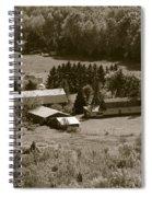 Little Bit Of Life Spiral Notebook