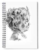 Little Boy Spiral Notebook