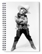 Little Buckaroo Spiral Notebook