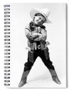 Little Buckaroo Spiral Notebook