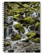 Little Cascades Spiral Notebook