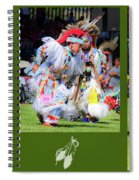 Little Competitors Spiral Notebook