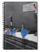 Little Composers I Spiral Notebook