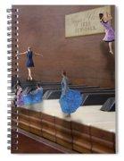 Little Composers IIi Spiral Notebook