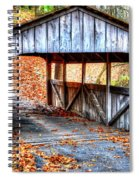 Little Covered Bridge II Spiral Notebook