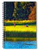 Little Dreamers Spiral Notebook