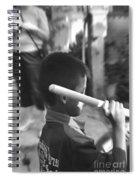 Little Drummer Spiral Notebook