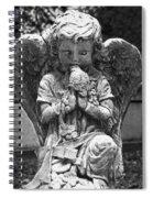 Little Kisses Bkwt Spiral Notebook