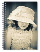 Little Lady Spiral Notebook