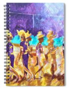 Little League Victory - Game End Spiral Notebook