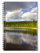 Little Lost Lake Spiral Notebook