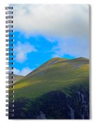 Little Man Skiddaw And Ullock Pike Spiral Notebook
