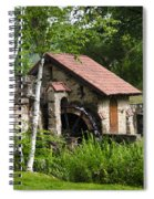 Little Mill Eastern State College Spiral Notebook