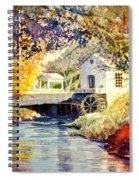 Little Mill Spiral Notebook