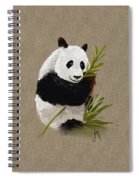 Little Panda Spiral Notebook