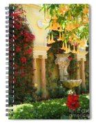 Little Paradise II Spiral Notebook