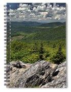 Little Pinnacle Grayson Highlands Va Spiral Notebook