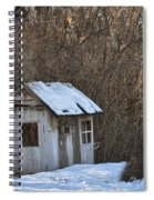 Little Play House Spiral Notebook