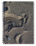 Little Prints Spiral Notebook