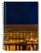 Little Red Tug Boat Spiral Notebook