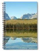 Little Redfish Lake Spiral Notebook