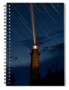 Little Sable Lighthouse Spiral Notebook