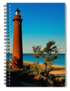 Little Sable Point Spiral Notebook
