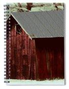 Little Shack Spiral Notebook