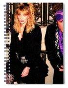 Little Stevie Van Zandt 1989 Spiral Notebook