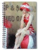Little Toy Shop Princess Spiral Notebook