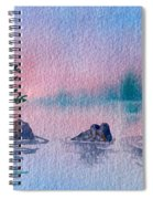 Little Trees Spiral Notebook