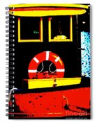 Little Tug Spiral Notebook