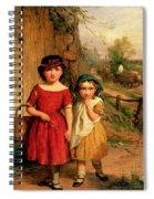 Little Villagers Spiral Notebook