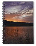 Little Washoe Sunset Spiral Notebook