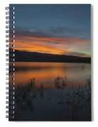 Little Washoe Sunset II Spiral Notebook