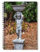 Little Water Carrier Spiral Notebook