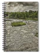 Littleton Mill Spiral Notebook