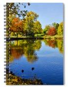 Littleton Pond 1 Spiral Notebook