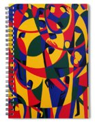Live Adventurously Spiral Notebook