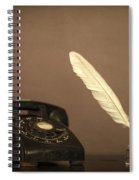 Lived To Tell Spiral Notebook
