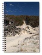 Lively Dunes Spiral Notebook