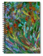 Lively Spiral Notebook