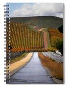 Livermore Vineyard 2 Spiral Notebook