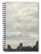Liverpool Skyline Spiral Notebook