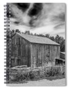 Livery Barn 17834 Spiral Notebook