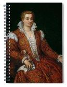Livia Colonna Spiral Notebook